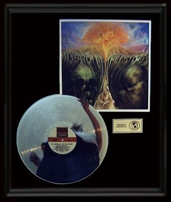 The Moody Blues In Search Of The Lost Chord Rare Gold Record Platinum Disc Lp