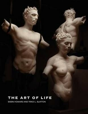 NEW The Art of Life by Sabin Howard Paperback Book (English) Free Shipping