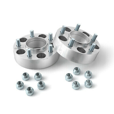 35mm Hubcentric 5x114.3 Wheel Spacers | 66.2 66.1 | for Nissan Infiniti 12x1.25