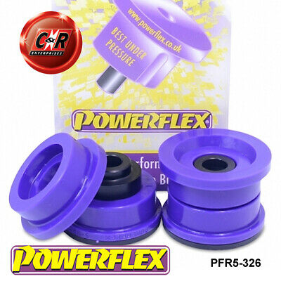 BMW E36 3 Series (90-98) Powerflex Rear Diff Rear Mount Bushes PFR5-326
