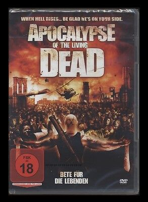 Dvd Apocalypse Of The Living Dead - Zombie-Horror - Fsk 18 *** Neu ***
