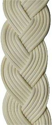 "Replacement Wicker Repair Rattan Braid 1 1/2""  R7440"