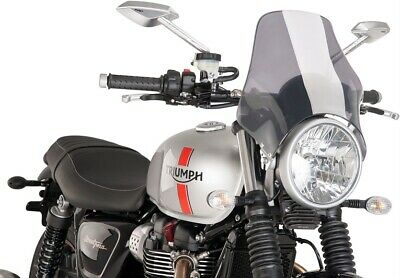 Tourenscheibe Windscreen XS 400 650 SR GS CB 500 BMW R 45 80 100 DUCATI Monster