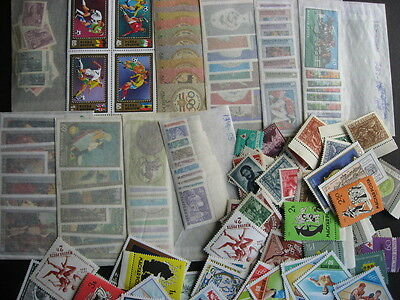 Scrap pile of 175 MNH HUNGARY. Duplicates & mixed condition,but what lurks?