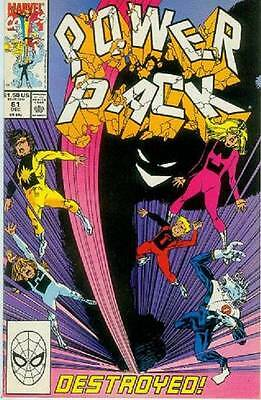 Power Pack # 61 (USA, 1990)