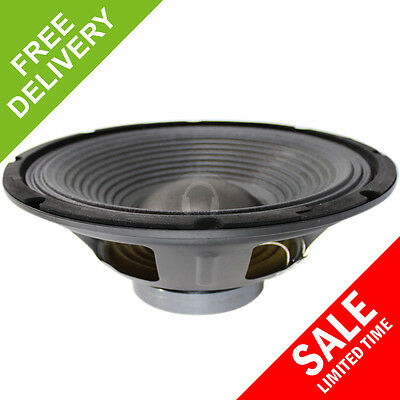 "Skytec 120W 12"" Inch 38mm Voice Woofer Cone 8 Ohm Replacement Speaker Driver"
