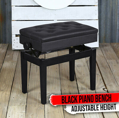 Piano Pedal Extender – Griffin Foot Stool Kids Prop Adjustable Height Assist