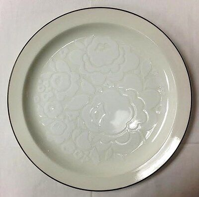 "Midwinter Stonehenge ""winter"" Dinner Plate 10 1/2"" Stoneware Made In England"