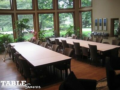 Custom Dining Table Pads - Cover Protector Kitchen Topper Top Scratch Heat