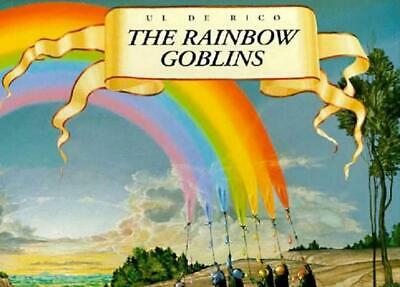 The Rainbow Goblins by Ul De Rico (English) Hardcover Book Free Shipping!