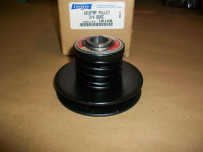 """Lovejoy Pulley  101979P   3/4"""" Bore  NEW IN BOX"""