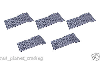 5-LOT NEW Dell Brazilian Latitude 120L 131L Inspiron B120 B130 Keyboard K051125X