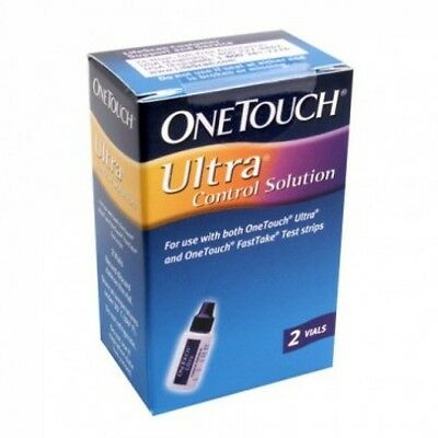 OneTouch Ultra Control Solution, Vials - 2 ea