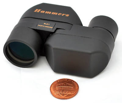 Hammers Pocket Mini Monocular Spotting Scope Spy Glass