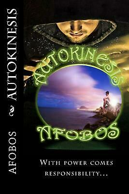 NEW Autokinesis by Afobos Paperback Book (English) Free Shipping