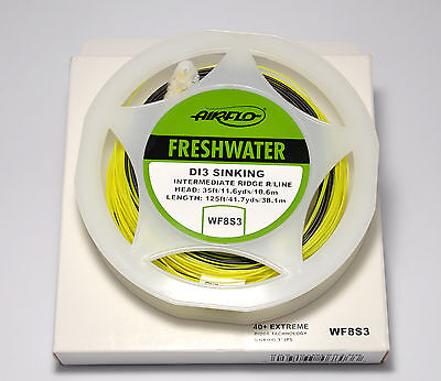 Airflo NEW 40+ Fly Fishing Lines various densities RRP £39.99