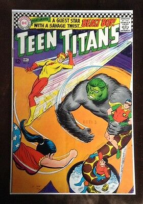 Teen Titans #6 Dc Comics Fine Condition 6.0 L@@k!