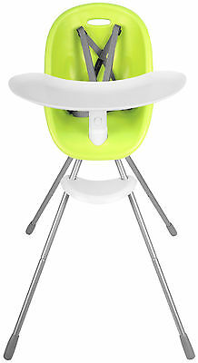 Phil&Teds Poppy High Chair - Lime - New! Free Shipping!