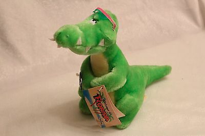"Applause 8"" Snappy Alligator Flordia Vintage 1989 NEW"