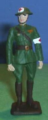 TOY SOLDIERS METAL AMERICAN WWI US ARMY DOCTOR 54MM