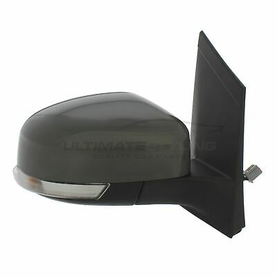 Ford Focus Mk2 202011 Door Wing Mirror Electric Primed O/S Driver Right