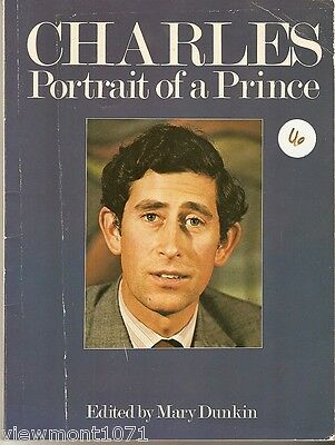Charles Portrait of a Prince 1979 Bonney Charley pre marriage 1979