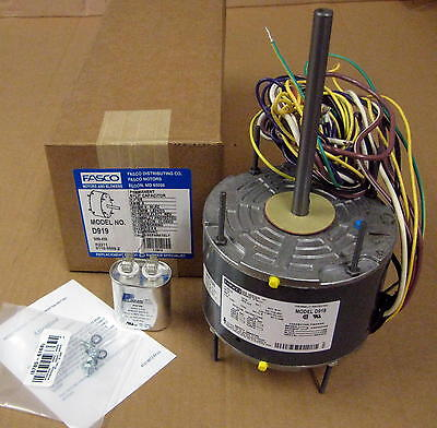 Manitowoc ice machine condenser fan motor 115 volt 1 8 hp for Fan motor for lennox air conditioner