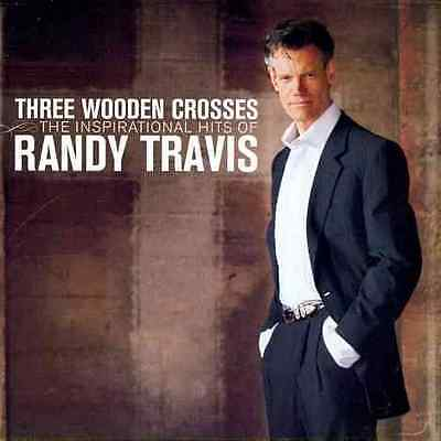 THREE WOODEN CROSSES:INSPIRATIONAL HI BY TRAVIS,RANDY (CD)