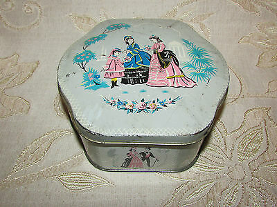 Vintage Collectable 6 MB Container Made In England
