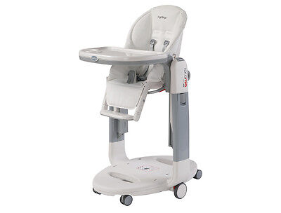 Peg Perego Tatamia High Chair in Whte Latte Brand New!