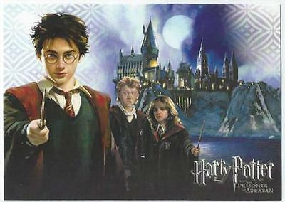 Harry Potter And The Prisoner Of Azkaban - Card 01