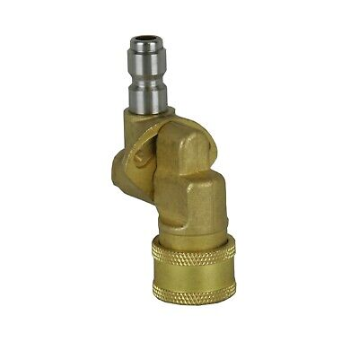 BE Pressure Washer 85.300.172 1/4-inch Quick Connect Pivot Coupler