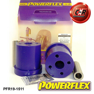 Ford Fiesta Mk7 ST 2013 On Powerflex Rear Beam To Chassis Bushes PFR19-1511