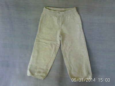 Girls 4-5 Years - Light Grey Jogging/Leisure Trousers - H&M