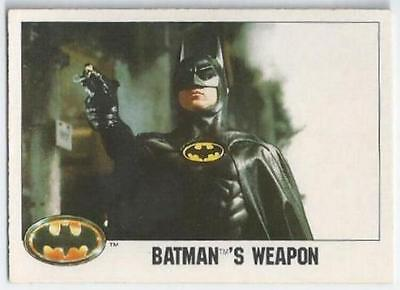 Batman - Card 028 - Batman's Weapon