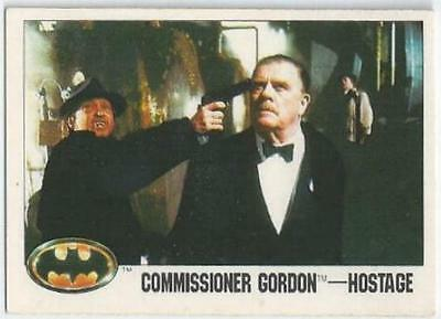 Batman - Card 031 - Commissioner Gordon-Hostage