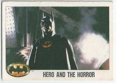 Batman - Card 033 - Hero And The Horror