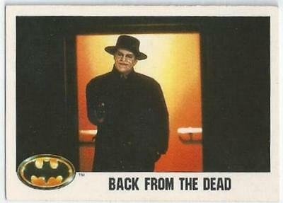 Batman - Card 040 - Back From The Dead