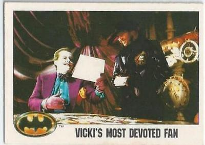 Batman - Card 061 - Vicki's Most Devoted Fan