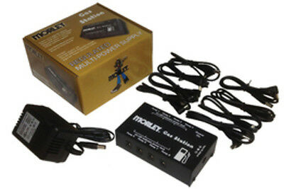 Morley Gas-Station-Multi-Power-Supply GS-1 Multi-Power-Supply NEW