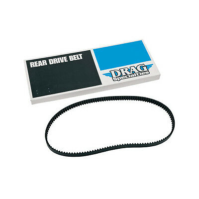 Drag Specialties Drive Belt Rear 1 inch 130 Tooth For Harley-Davidson