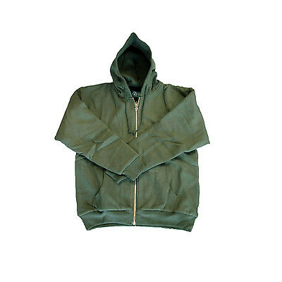 Dutch Harbor SW300 Large Insulated Hooded Sweatshirt Olive
