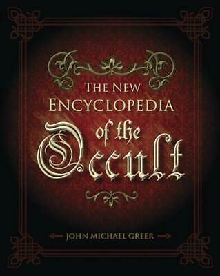 The New Encyclopedia of the Occult by John Greer Paperback Book (English)