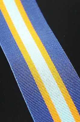 FMR 340 Canadian Airforce Cadet LS Medal, Full Ribbon 34mm, 12 inchs