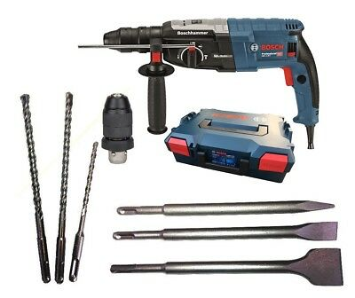 bosch bohrhammer gbh 2 28 f in l box akkuschrauber gsr 10 8 2 li in i box eur 299 00. Black Bedroom Furniture Sets. Home Design Ideas