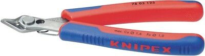 Knipex 78 03 125 Electronic Super Knips 125mm Ultra Fine Cutting Work 72849