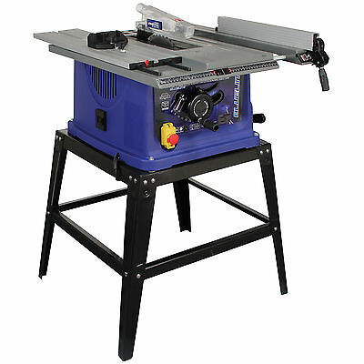 Site tmn250ts table saw with stand for 10 tradesman table saw