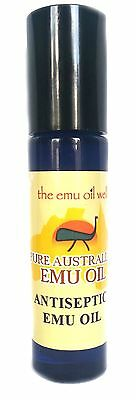 Antiseptic Emu Oil 10ml with Manuka & Tea Tree for minor skin infections