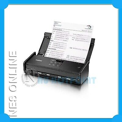 Brother ADS-1100W Compact Wireless Document Scanner+Duplexer+iPrint/Scan Wi-Fi