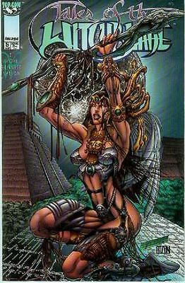 Tales of the Witchblade # 5 (Top Cow, USA, 1998)